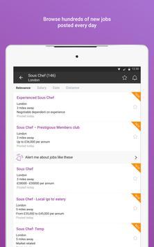 Caterer Job Search apk screenshot