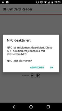 DHBW Lörrach NFC Card Reader for Android - APK Download