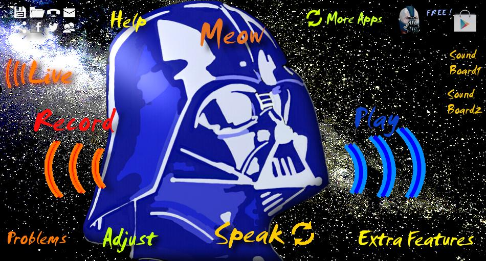 Darth Vader Voice Changer DTVC for Android - APK Download