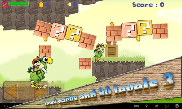 Super Sandy Rush apk screenshot