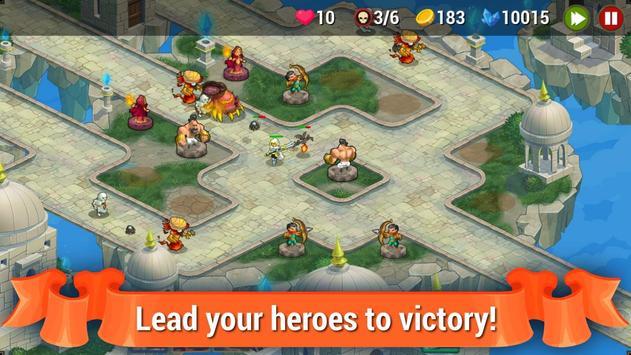 Prince Aladdin: Tower Defense apk screenshot