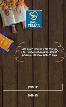Bagi Teman (Unreleased) apk screenshot