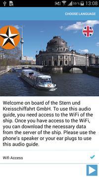 Stern und Kreis Audio Guide poster