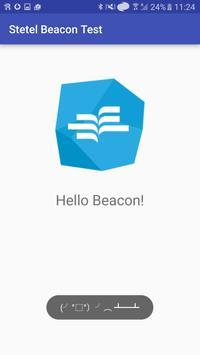 Stetel Beacon test poster