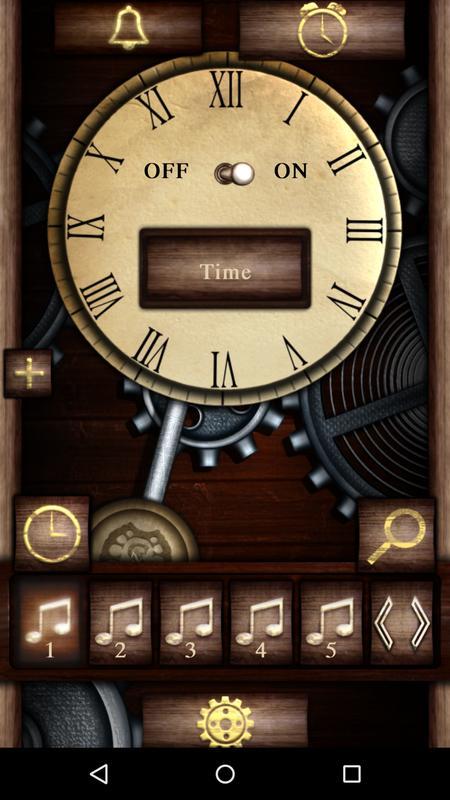 часы с кукушкой на главный экран телефона nokia