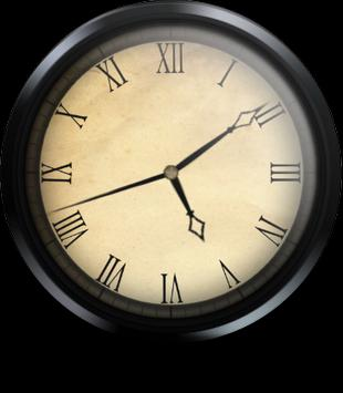 Antique clock screenshot 2