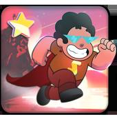 Super Steven : A new light in the univers icon