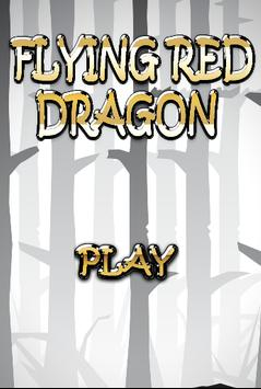 Flying Red Dragon poster