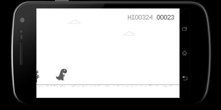 Steve: Dino Runner apk screenshot