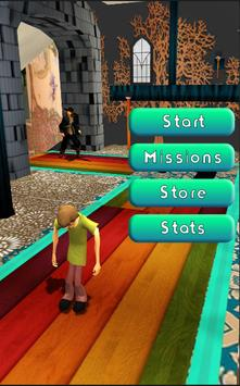 Haunted Scared Scooby Dog apk screenshot