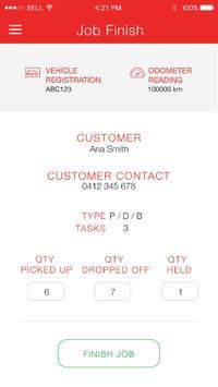 LFT Transport Services apk screenshot