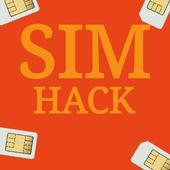 SIM HACK icon
