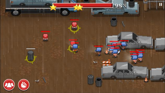Defend Your Turf: Street Fight screenshot 5
