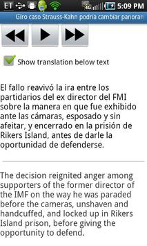 Web Reader & Translator apk screenshot