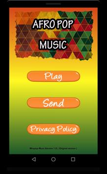 Best Afropop Music - MP3 poster