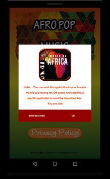Best Afropop Music - MP3 screenshot 2