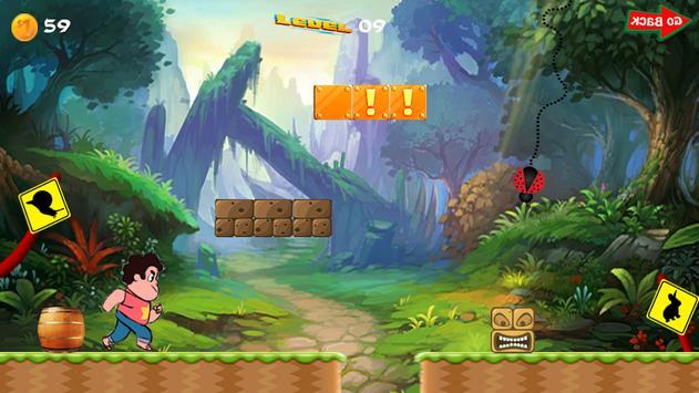 Steven World Adventure apk screenshot