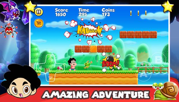 Super Stevens Adventures Universe apk screenshot