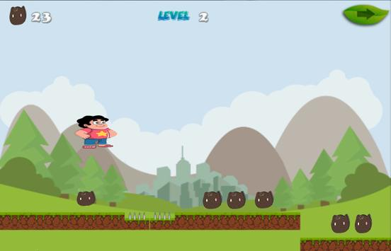 Steven Adventure apk screenshot