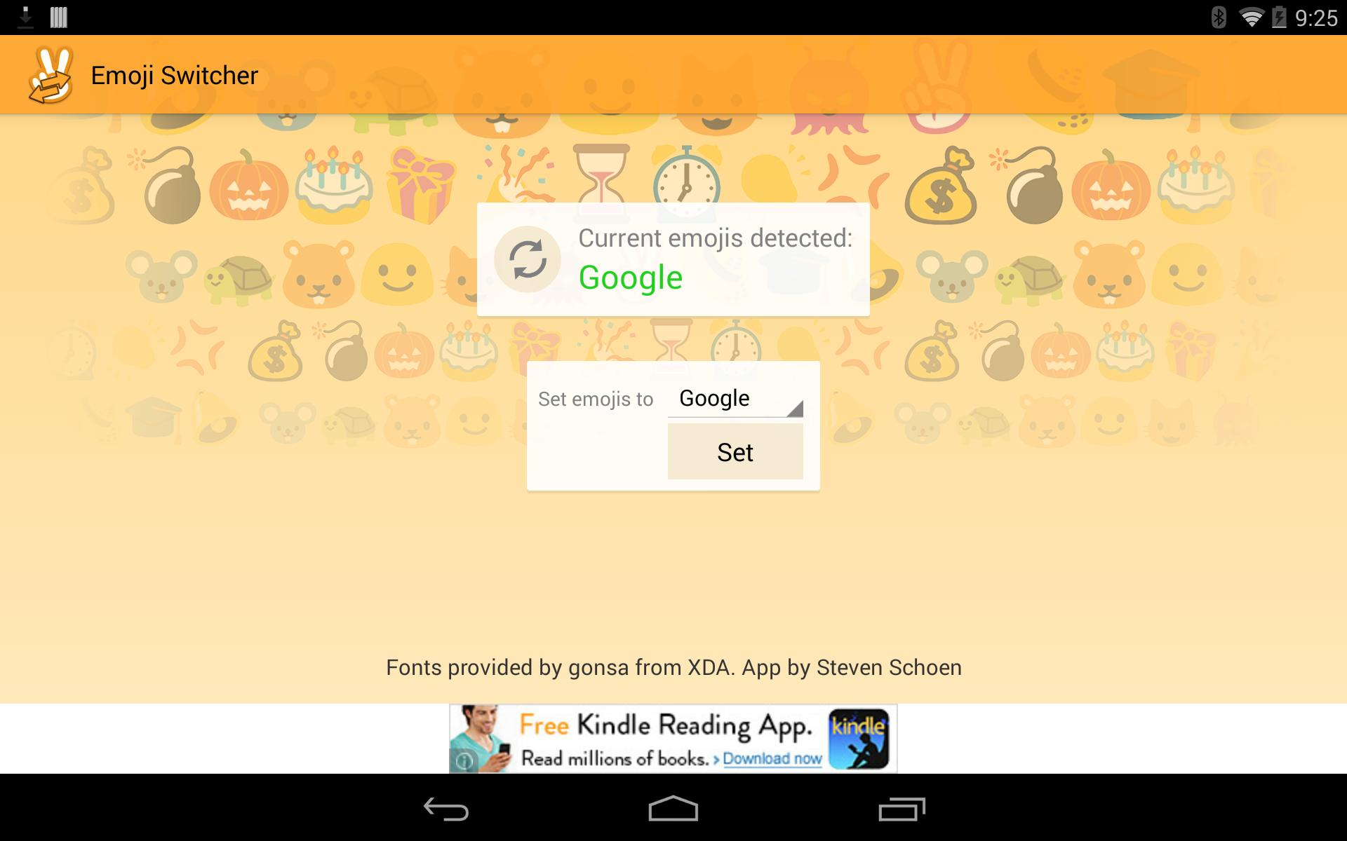 Emoji Switcher for Android - APK Download