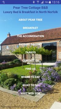 Pear Tree Cottage B&B poster