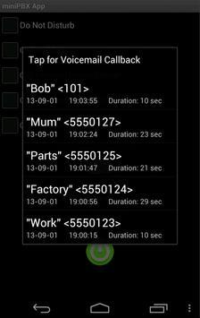 miniPBX for Asterisk / Trixbox screenshot 4