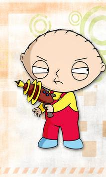 Stewie Griffin Free Funny Offline Game To Play 😂 poster