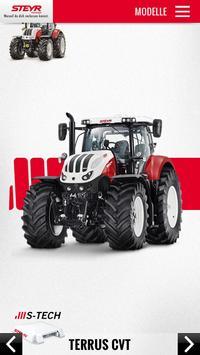 Steyr Traktoren poster