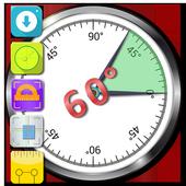 Icona Angle Meter