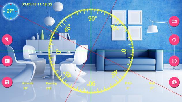 10 Schermata Angle Meter