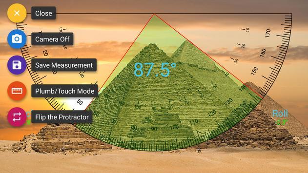 17 Schermata Angle Meter
