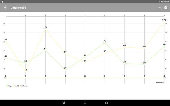 14 Schermata Angle Meter