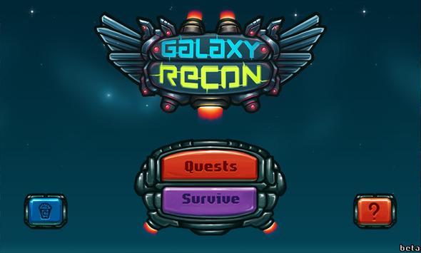 Galaxy Recon screenshot 4