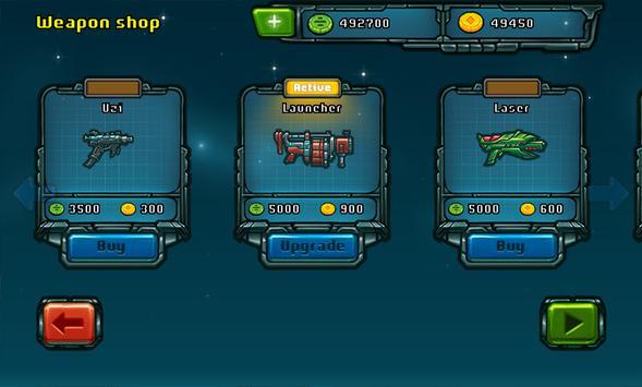 Galaxy Recon screenshot 6