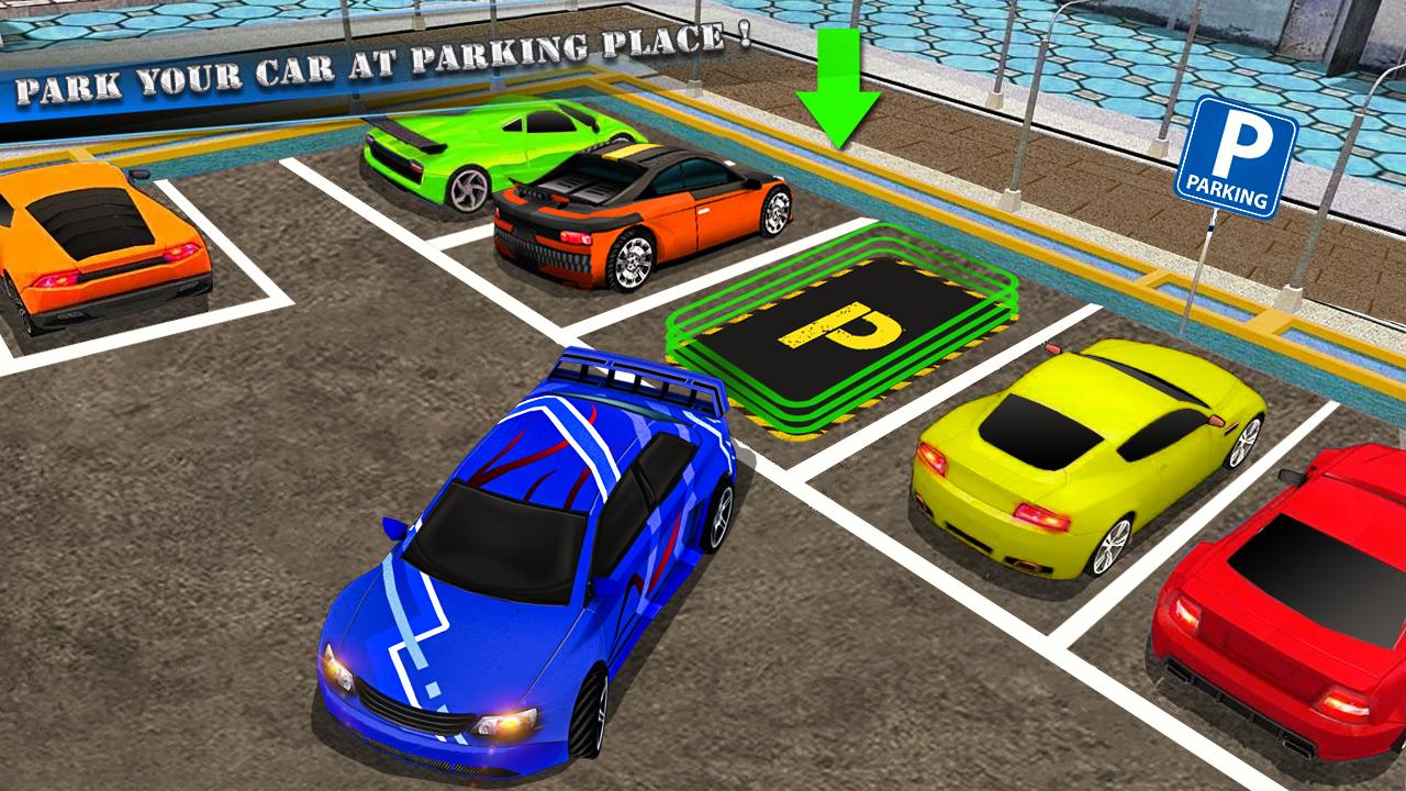 Auto Spiele Kostenlos Parken