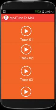 Mp3Tube To Mp4: Music Player apk screenshot