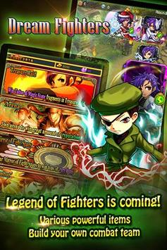 Dream Fighters apk screenshot