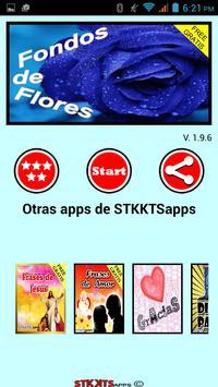 Fondos de flores(movil) poster