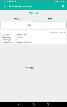 SGD - Stock Tracking & Sells apk screenshot
