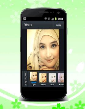 Cam Bestie Hijab Selfie screenshot 1
