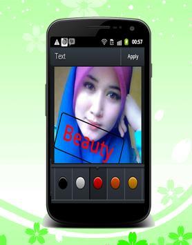 Cam Bestie Hijab Selfie screenshot 5