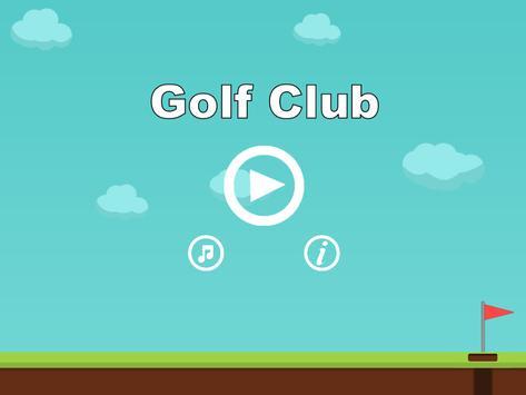 Golf Club - 2D Game poster
