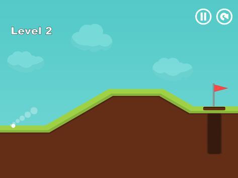 Golf Club - 2D Game screenshot 1