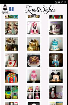 IS Cake Design poster