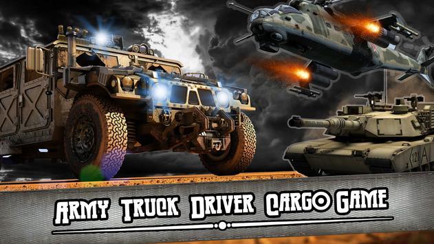 Army Truck Driver Cargo Game apk screenshot
