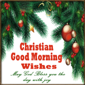 Christian Good Morning Wishes icon