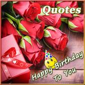 Birthday Quotes icon