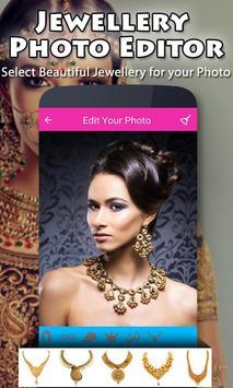 Jewellery Photo Editor apk screenshot