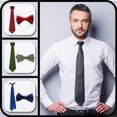 Man Tie Photo Editor icon