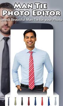 Man Tie Photo Editor apk screenshot